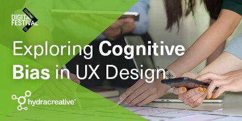 Exploring Cognitive Bias in UX Design - Hydra Creative  header image