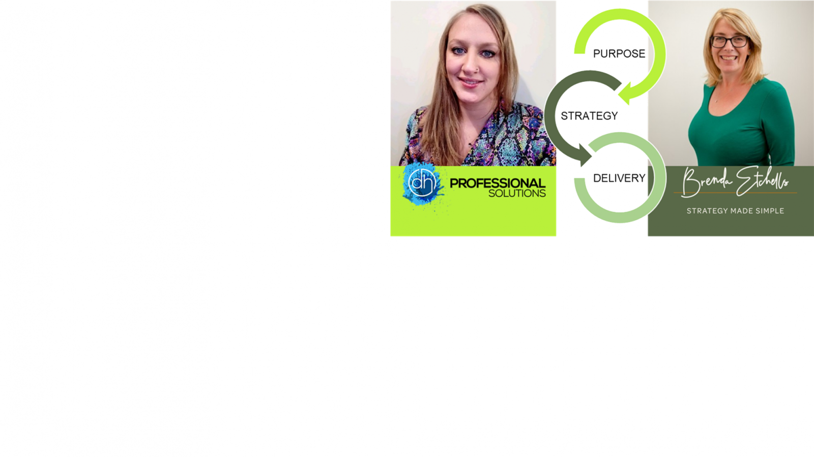 Delivering a Purpose Driven Strategy in a Digital World - DH Professional Solutions & Carduus Ltd header image