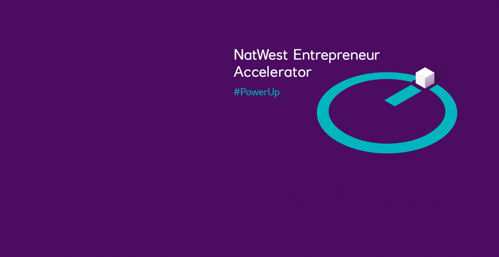 Sheffield Digital Festival-Business Builder 'Writing a 60 Second Pitch' - NatWest header image