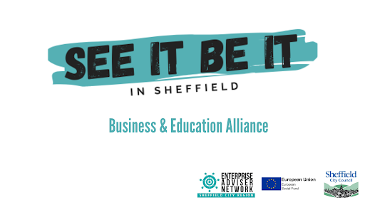 See It Be It In Sheffield - Sheffield City Council header image